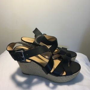 Michael kors wedges new